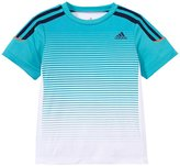 adidas Agility Top (Toddler/Kid) - Teal - 3T