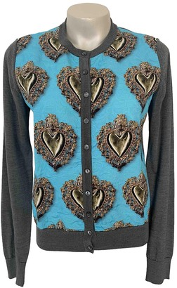 Dolce & Gabbana Multicolour Silk Knitwear for Women