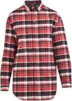 Balenciaga Flannel Shirt