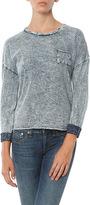 Stateside Stripe Pocket Sweatshirt