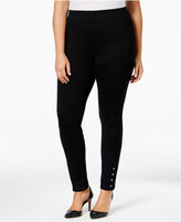 Style&Co. Style & Co. Plus Size Ponte Leggings, Only at Macy's