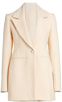 Marina Moscone Basque Blazer