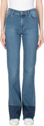 RED Valentino Denim pants - Item 42681822MH