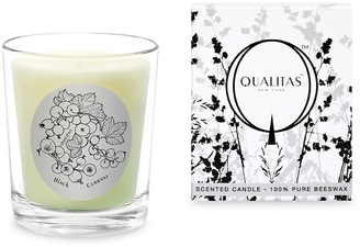 Qualitas Candles Black Currant Scented Beeswax Candle