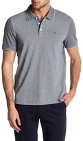 Original Penguin Short Sleeve Slim Fit Printed Polo