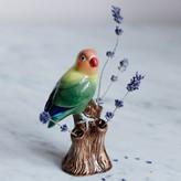 Graham and Green Love Bird Bud Vase