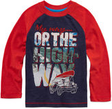 Arizona Long-Sleeve Graphic Tee - Toddler Boys 2t-5t
