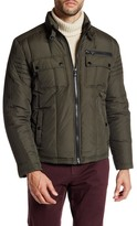 Kenneth Cole New York Zip Front Down Jacket