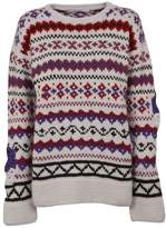 Saverio Palatella Palatella Patterned Pullover
