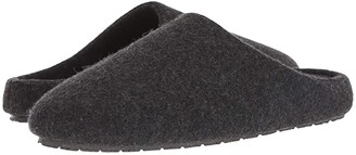 Tempur-Pedic Zander (Charcoal Wool) Men's Slippers