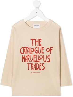 Bobo Choses Marvellous Trades Long Sleeve T-shirt
