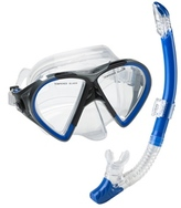 Speedo Hyperfluid Mask and Snorkel Set 17255