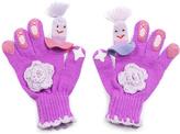 Kidorable Pink Ballet Gloves
