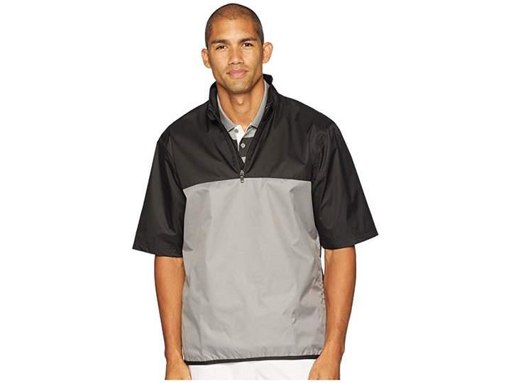 adidas Climastorm Provisional Rain Short Sleeve Pullover