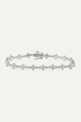 Anita Ko Vivi 18-karat White Gold Diamond Bracelet - one size
