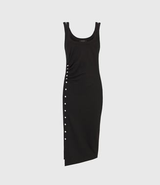 AllSaints Hatti Sleeveless Dress