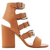 Laurence Dacade Kloe Buckled Leather Sandals
