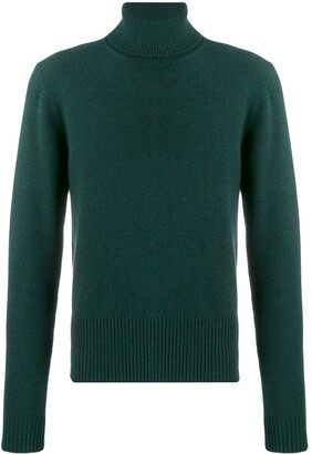 Dolce & Gabbana Knit Roll Neck Sweater