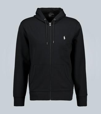 Polo Ralph Lauren Zipped hooded sweatshirt
