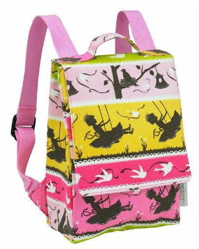 SugarBooger by O.R.E. Kiddie Play Backpack - Secret Garden