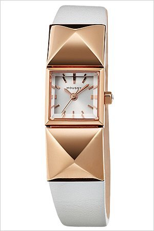 Moussy (マウジー) - マウジー腕時計 MOUSSY WM0011B4 腕時計 マウジー 時計 スタッズ STUDS