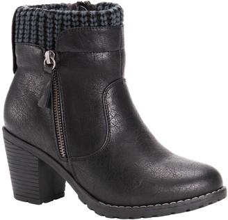 Muk Luks Women's Ankle Booties - Gail