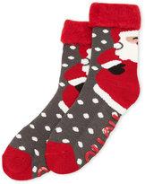 legale Santa Slipper Socks