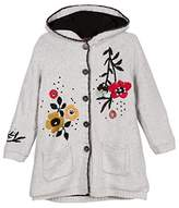 Catimini Girl's Mant. Tricot FL Coat