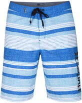 Hurley Men's Stripe Board Shorts