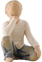Willow Tree Inquisitive Child Figurine