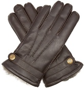 Dents Carlisle hairsheep leather gloves