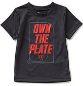 Under Armour Little Boys 2T-7 Own The Plate Short-Sleeve Tee
