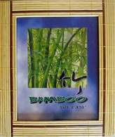 Bamboo 8x10 Twig Two-Tone Frame Desktop or Wall Mount- Uniquely Crafted!
