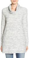 Caslon Knit Cowl Neck Tunic