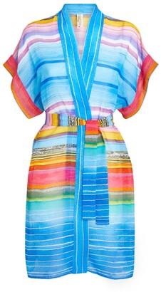 Gottex Belted Kimono