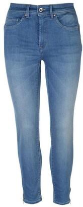 Salsa Glamour Zip Hem Jeans