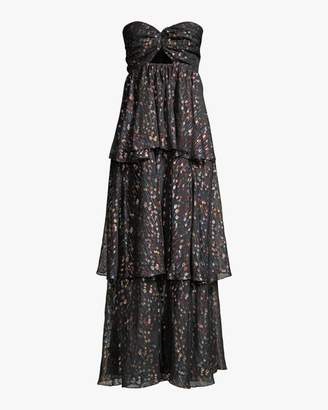 Mestiza Brianna Tiered Gown