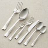 Crate & Barrel Holmes 22-Piece Flatware Set