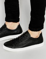 Selected Dylan Leather Sneakers