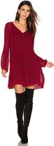 Sanctuary Lana Dress in Red