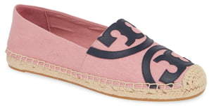 e44303afd Tory Burch Espadrille Flats - ShopStyle