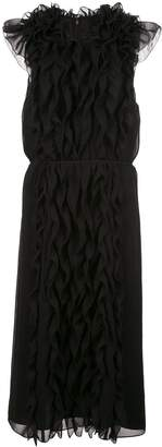 Jason Wu ruffled dress