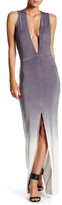 Young Fabulous & Broke Vanessa Slit Maxi Dress