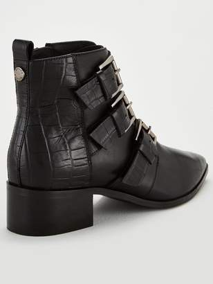 Office Amba Ankle Boots - Black