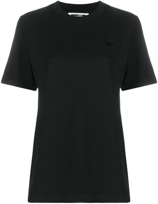 McQ short-sleeve fitted T-shirt