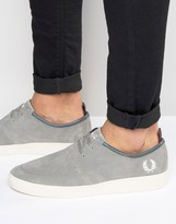 Fred Perry Shields Suede Sneakers