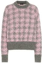 Joseph Wool and mohair-blend sweater
