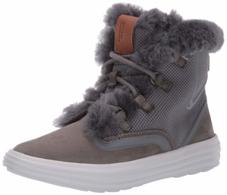 Mark Nason Los Angeles Women's Shogun Fashion Boot Gray 5.5 M US