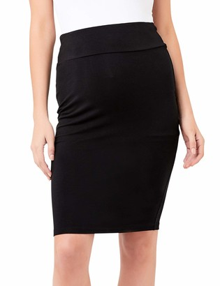 Ripe Maternity Women's Maternity Mia Plain Skirt