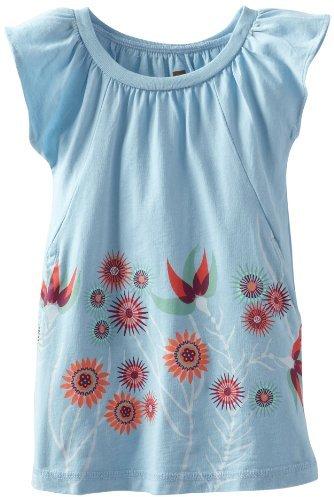 Tea Collection Baby-Girls Infant Anemone Garden Mini Dress